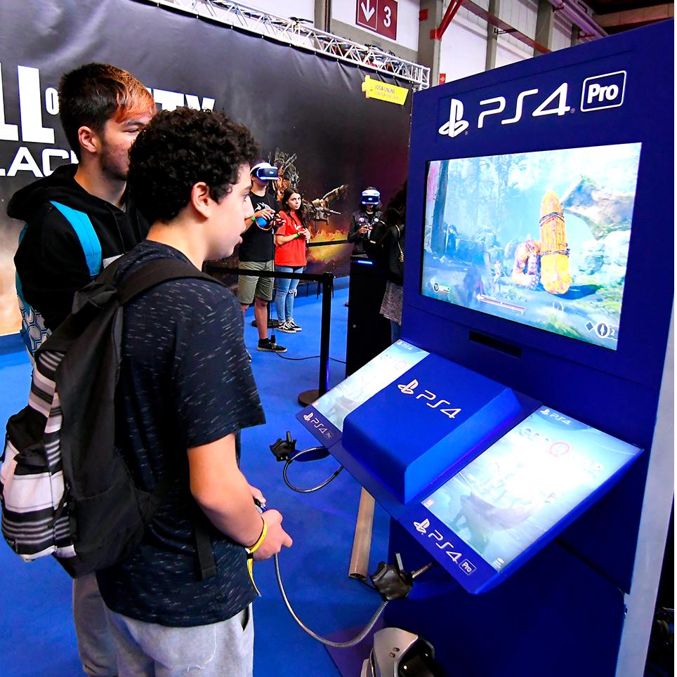 Imagem Área Sony PlayStation