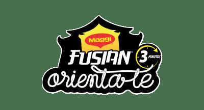 Logo Nestlé Maggi Fusian Iberanime