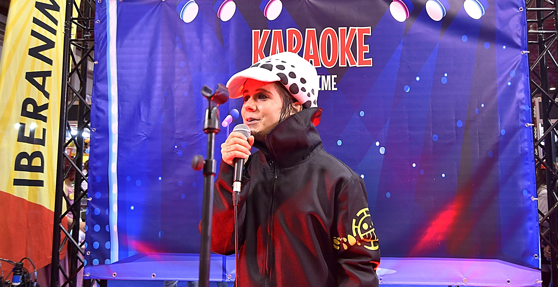 Imagem Área Karaoke Iberanime LX 2020